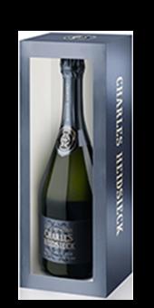 Charles Heidsieck Brut Réserve Champagner Champagne AOP 1,5 l in Geschenkverpackung