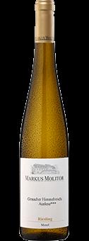 Köstlichalkoholisches - 2013 Markus Molitor Graacher Himmelreich Riesling Auslese*** Fruchtsüss, Mosel - Onlineshop Ludwig von Kapff