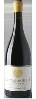 Köstlichalkoholisches - 2014 M. Chapoutier »Les Varonniers« Crozes Hermitage AOC - Onlineshop Ludwig von Kapff