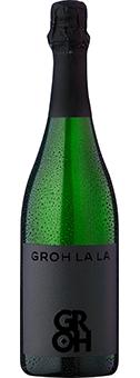 Köstlichalkoholisches - 2014 GROH LA LA Chardonnay Sekt Brut b.A. - Onlineshop Ludwig von Kapff