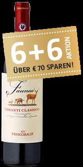 Köstlichalkoholisches - 2017 Frescobaldi »Faunae« Chianti Classico DOCG - Onlineshop Ludwig von Kapff
