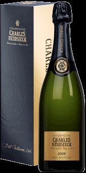 Köstlichalkoholisches - 2006 Charles Heidsieck Brut Vintage Champagne AOP in attraktiver Geschenkverpackung - Onlineshop Ludwig von Kapff