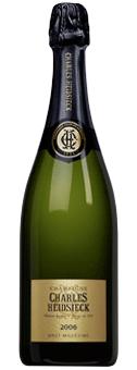 Charles Heidsieck Brut Vintage 2006 Champagne AOP in attraktiver Geschenkverpackung 2006
