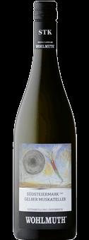 Köstlichalkoholisches - 2019 Wohlmuth Gelber Muskateller Klassik Qualitätswein trocken - Onlineshop Ludwig von Kapff