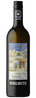 Köstlichalkoholisches - 2014 Wohlmuth Chardonnay Jerusalem Kosher trocken - Onlineshop Ludwig von Kapff