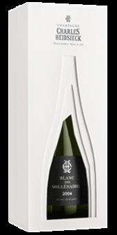 Köstlichalkoholisches - 2004 Charles Heidsieck Blanc des Millénaires Champagne in Geschenkverpackung - Onlineshop Ludwig von Kapff