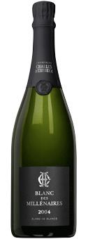 Charles Heidsieck Blanc des Millénaires Champagne in Geschenkverpackung 2004