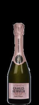 Köstlichalkoholisches - Charles Heidsieck Rosé Réserve Champagne 0,375 l Flasche - Onlineshop Ludwig von Kapff