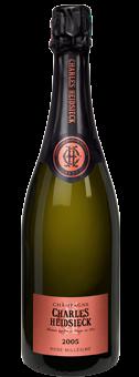 Charles Heidsieck Rosé Vintage Champagne AOP 2005