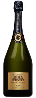 Köstlichalkoholisches - 2008 Charles Heidsieck Brut Millésime Vintage Champagner Champagne AOP - Onlineshop Ludwig von Kapff