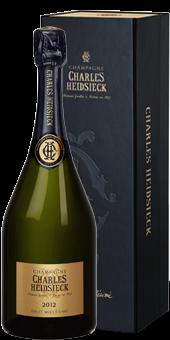 Köstlichalkoholisches - 2012 Charles Heidsieck Brut Vintage Champagne in Geschenkverpackung - Onlineshop Ludwig von Kapff