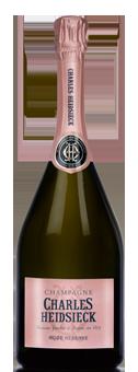 Charles Heidsieck Rosé Réserve in der Magnumflasche Champagne AOP 1,5 Literflasche