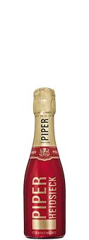 Piper Heidsieck Champagner in der 0,2 Literflasche Brut 0,2l