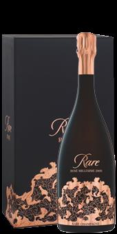 Köstlichalkoholisches - 2008 Piper Heidsieck Rare Rose Champagner Champagner AOP in Geschenkverpackung - Onlineshop Ludwig von Kapff