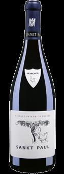 Köstlichalkoholisches - 2015 Friedrich Becker Pinot Noir »Sankt Paul« VDP.Großes Gewächs trocken, Pfalz - Onlineshop Ludwig von Kapff