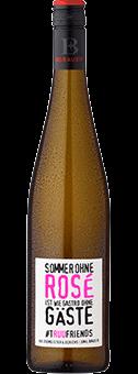 Köstlichalkoholisches - 2020 Emil Bauer »Solidaritätswein« Pinot Noir Rosé trocken, Pfalz - Onlineshop Ludwig von Kapff