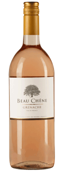 Köstlichalkoholisches - 2018 Beau Chêne Grenache Rosé 1 L Vin de France - Onlineshop Ludwig von Kapff
