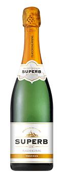 Köstlichalkoholisches - Superb Sekt Brut Flaschengärung, trocken - Onlineshop Ludwig von Kapff