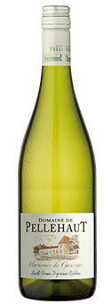 Domaine de Pellehaut ´´Harmonie de Gascogne´´ Blanc Vin de Pays des Côtes de Gascogne 2017