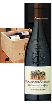 Köstlichalkoholisches - 2016 Domaine des Sénéchaux Châteauneuf du Pape AOC - Onlineshop Ludwig von Kapff
