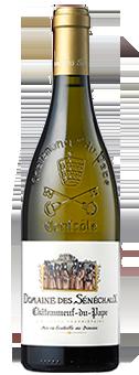 Köstlichalkoholisches - 2019 Domaine des Sénéchaux Blanc Châteauneuf du Pape AOC - Onlineshop Ludwig von Kapff