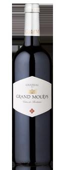 Château du Grand Mouëys Côtes de Bordeaux AOC 2015