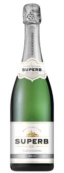 Köstlichalkoholisches - Superb Sekt Brut Flaschengärung, extra trocken - Onlineshop Ludwig von Kapff