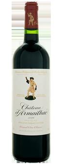 Château d´Armailhac 5ème Cru Classé Pauillac 2005