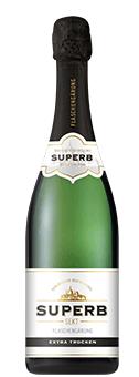 Köstlichalkoholisches - Superb Sekt Extra Trocken Flaschengärung - Onlineshop Ludwig von Kapff