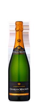 Charles Mignon Brut Grande Réserve 0,375l Champagne Premier Cru AOP