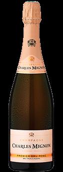 Köstlichalkoholisches - Champagner Charles Mignon Brut Premier Cru Rosé Champagne AOP - Onlineshop Ludwig von Kapff