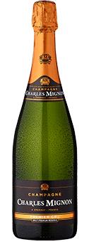 Champagner Charles Mignon Brut Grande Réserve Champagne 1. Cru AOP