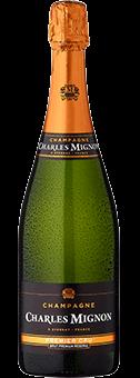 Köstlichalkoholisches - Charles Mignon Brut Grande Réserve Champagne 1. Cru AOP - Onlineshop Ludwig von Kapff