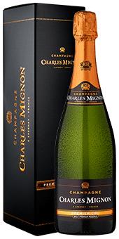 Charles Mignon Champagner Brut Grande Réserve Premier Cru Champagne AOP