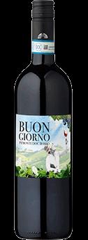 Köstlichalkoholisches - 2016 Tacchino Buongiorno Rosso DOC - Onlineshop Ludwig von Kapff