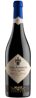 Köstlichalkoholisches - 1990 Serègo Alighieri Vaio Armaron Amarone Classico in 6er Holzkiste - Onlineshop Ludwig von Kapff