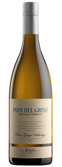 Köstlichalkoholisches - 2018 Masi Pian del Griso Pinot Grigio Valdadige DOC - Onlineshop Ludwig von Kapff