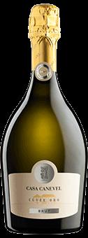 Köstlichalkoholisches - Casa Canevel Cuvée Oro Spumante Brut Casa Canevel Cuvée Oro Spumante Brut - Onlineshop Ludwig von Kapff