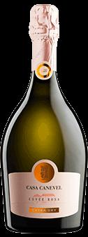 Köstlichalkoholisches - Casa Canevel Cuvée Rosa Extra Dry Casa Canevel Cuvée Rosa Extra Dry - Onlineshop Ludwig von Kapff