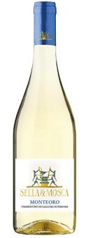 Köstlichalkoholisches - 2019 Sella Mosca Monteoro DOCG Superiore - Onlineshop Ludwig von Kapff