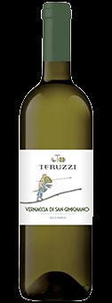Köstlichalkoholisches - 2019 Teruzzi Vernaccia di San Gimignano DOCG - Onlineshop Ludwig von Kapff
