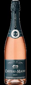 Köstlichalkoholisches - 2018 Château de Mauny Crémant de Loire Rosé Brut AOC - Onlineshop Ludwig von Kapff