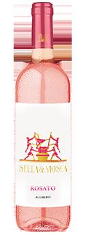Köstlichalkoholisches - 2019 Sella Mosca Rosé Alghero DOC - Onlineshop Ludwig von Kapff