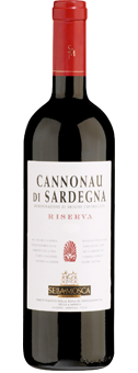 Sella & Mosca Cannonau Riserva DOC Riserva 2015