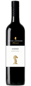 Köstlichalkoholisches - Peter Lehmann Eight Songs Shiraz Barossa Valley 2015 - Onlineshop Ludwig von Kapff