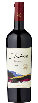 Rothschild Anderra Carmenere Central Valley - Baron Philippe de Rothschild 2017