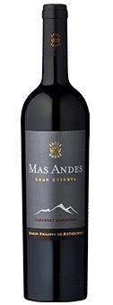 Mas Andes Gran Reserva Valle Central 2016
