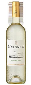 Mas Andes Sauvignon Blanc Valle Central 2017