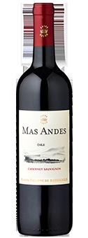 Mas Andes Cabernet Sauvignon Valle Central 2016