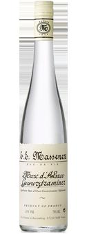Massenez Marc d´Alsace Gewürztraminer Tresterbr...